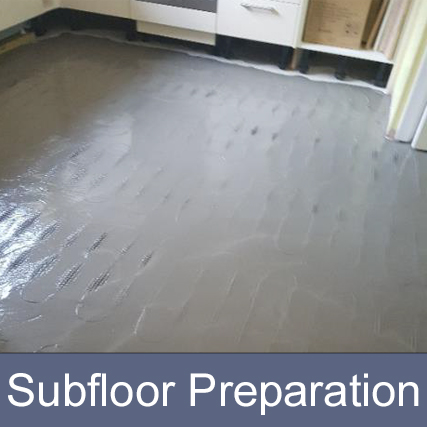 Subfloor Preparation